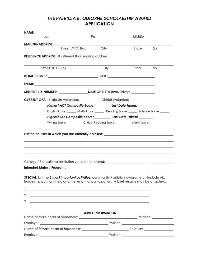 bright futures scholarship essay requirements